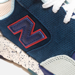 Мужские кроссовки New Balance x Ronnie Fieg M850KH Brooklyn Bridge Navy/Blue/Beige фото- 9