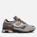 Мужские кроссовки New Balance x Starcow M1500SCB Grey/Orange фото- 0