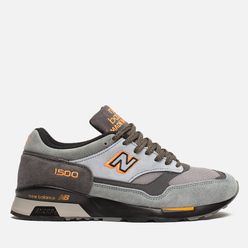 Мужские кроссовки New Balance x Starcow M1500SCB Grey/Orange