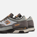 Мужские кроссовки New Balance x Starcow M1500SCB Grey/Orange фото- 6