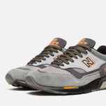 Мужские кроссовки New Balance x Starcow M1500SCB Grey/Orange фото- 5