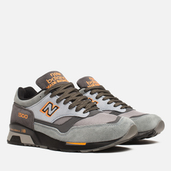 Мужские кроссовки New Balance x Starcow M1500SCB Grey/Orange