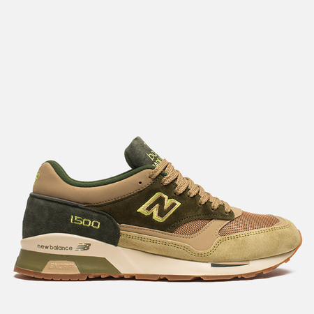 Мужские кроссовки New Balance x Starcow M1500SCG Green/Brown