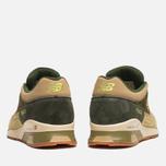 Мужские кроссовки New Balance x Starcow M1500SCG Green/Brown фото- 3
