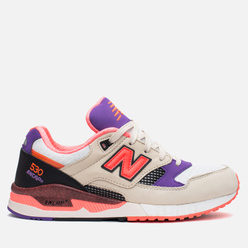 Мужские кроссовки New Balance x West NYC M530WST White/Black/Infrared