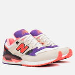 Мужские кроссовки New Balance x West NYC M530WST White/Black/Infrared фото- 1
