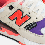 Мужские кроссовки New Balance x West NYC M530WST White/Black/Infrared фото- 5