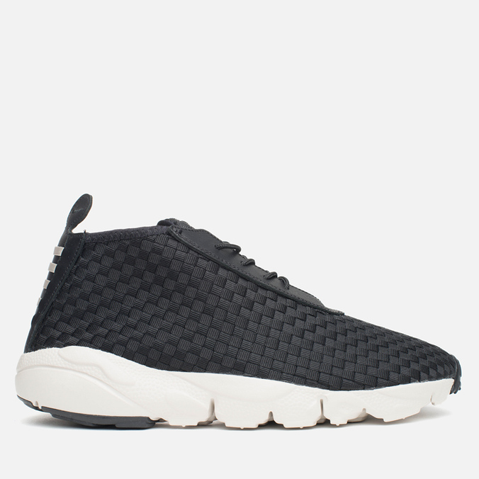 Мужские кроссовки Nike Air Footscape Desert Chukka Black/Mortar