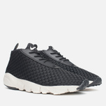 Мужские кроссовки Nike Air Footscape Desert Chukka Black/Mortar фото- 1