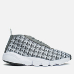 Мужские кроссовки Nike Air Footscape Desert Chukka Grey/White/Platinum фото- 0