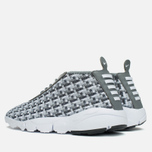 Мужские кроссовки Nike Air Footscape Desert Chukka Grey/White/Platinum фото- 2