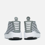 Мужские кроссовки Nike Air Footscape Desert Chukka Grey/White/Platinum фото- 3