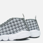 Мужские кроссовки Nike Air Footscape Desert Chukka Grey/White/Platinum фото- 7