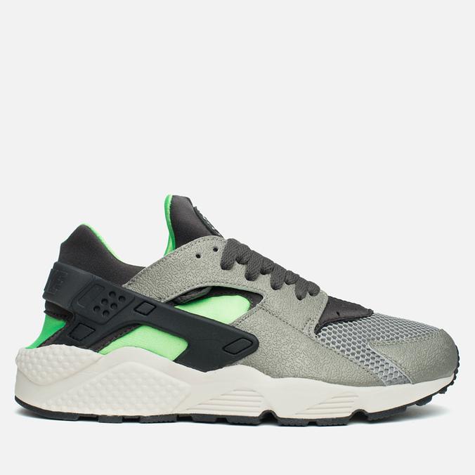 Nike Air Huarache Sneakers Grey/Fog/Green