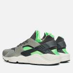 Nike Air Huarache Sneakers Grey/Fog/Green photo- 2