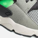 Мужские кроссовки Nike Air Huarache Grey/Fog/Green фото- 5