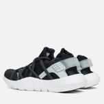 Мужские кроссовки Nike Air Huarache NM Black/White фото- 2