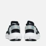 Мужские кроссовки Nike Air Huarache NM Black/White фото- 3