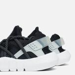 Мужские кроссовки Nike Air Huarache NM Black/White фото- 7