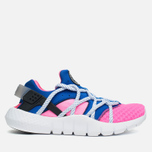 Nike Air Huarache NM Men's Sneakers Pink/Black/Game Royal photo- 0