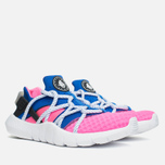 Nike Air Huarache NM Men's Sneakers Pink/Black/Game Royal photo- 1