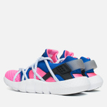 Nike Air Huarache NM Men's Sneakers Pink/Black/Game Royal photo- 2