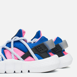 Nike Air Huarache NM Men's Sneakers Pink/Black/Game Royal photo- 7