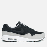 Мужские кроссовки Nike Air Max 1 Essential Black/Silver фото- 0
