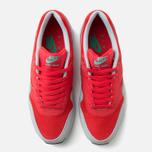 Мужские кроссовки Nike Air Max 1 Essential Red/Grey фото- 4