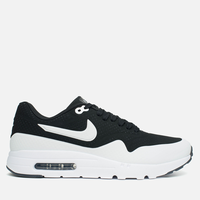Мужские кроссовки Nike Air Max 1 Ultra Moire Black/White