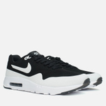 Мужские кроссовки Nike Air Max 1 Ultra Moire Black/White фото- 1