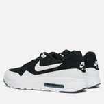 Мужские кроссовки Nike Air Max 1 Ultra Moire Black/White фото- 2