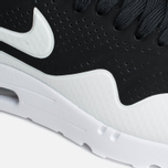 Мужские кроссовки Nike Air Max 1 Ultra Moire Black/White фото- 5