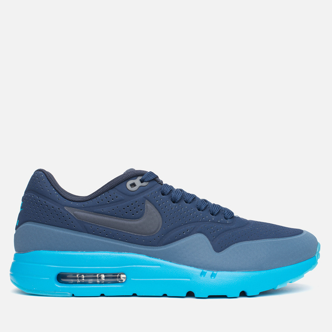 Мужские кроссовки Nike Air Max 1 Ultra Moire Midnight Navy/Obsidian