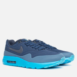Nike Air Max 1 Ultra Moire Sneakers Midnight Navy/Obsidian photo- 1