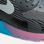 Nike Air Max 90 Jacquard Ice QS Sneakers Dark Grey/Black/Blue photo- 5