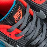 Nike Air Max 90 Jacquard Ice QS Sneakers Dark Grey/Black/Blue photo- 6