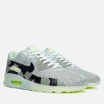 Мужские кроссовки Nike Air Max 90 Jacquard Ice QS White/Black/Grey фото- 1