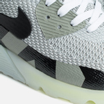 Мужские кроссовки Nike Air Max 90 Jacquard Ice QS White/Black/Grey фото- 5