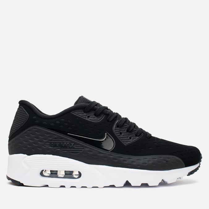 Мужские кроссовки Nike Air Max 90 Ultra BR Black/Dark Grey