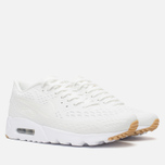 Мужские кроссовки Nike Air Max 90 Ultra White/Platinum фото- 1
