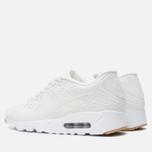 Мужские кроссовки Nike Air Max 90 Ultra White/Platinum фото- 2