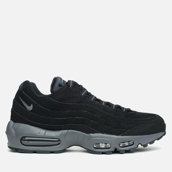 Мужские кроссовки Nike Air Max 95 Black/Dark Grey