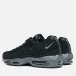 Мужские кроссовки Nike Air Max 95 Black/Dark Grey фото- 2