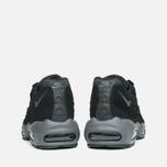 Мужские кроссовки Nike Air Max 95 Black/Dark Grey фото- 3