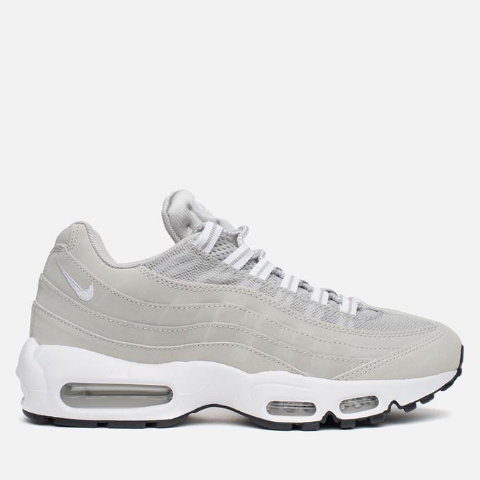 Мужские кроссовки Nike Air Max 95 Granite/White/Black