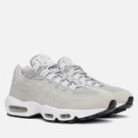 Мужские кроссовки Nike Air Max 95 Granite/White/Black фото- 1