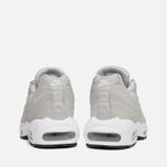 Мужские кроссовки Nike Air Max 95 Granite/White/Black фото- 3