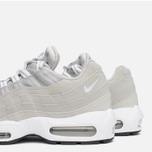 Мужские кроссовки Nike Air Max 95 Granite/White/Black фото- 7