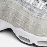 Мужские кроссовки Nike Air Max 95 Granite/White/Black фото- 5